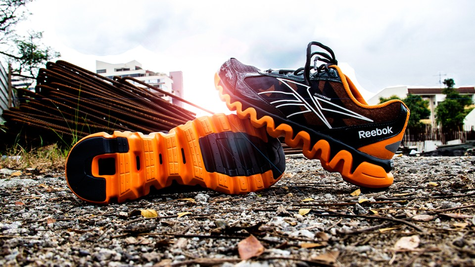 Reebok Ziglite Rush Gives You The Extra Bounce