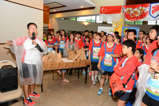 Kranji Countryside Run 2013: Be In Touch With Nature