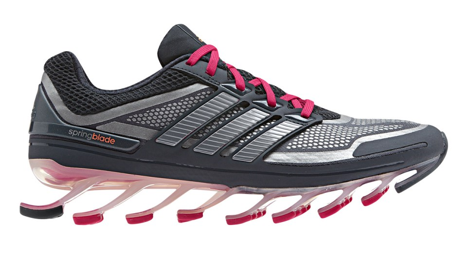 Adidas Unleashes Explosive Energy With Springblade