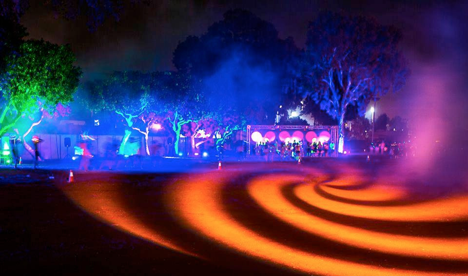 Skechers Electric Run Set To Light Up The Night in Singapore