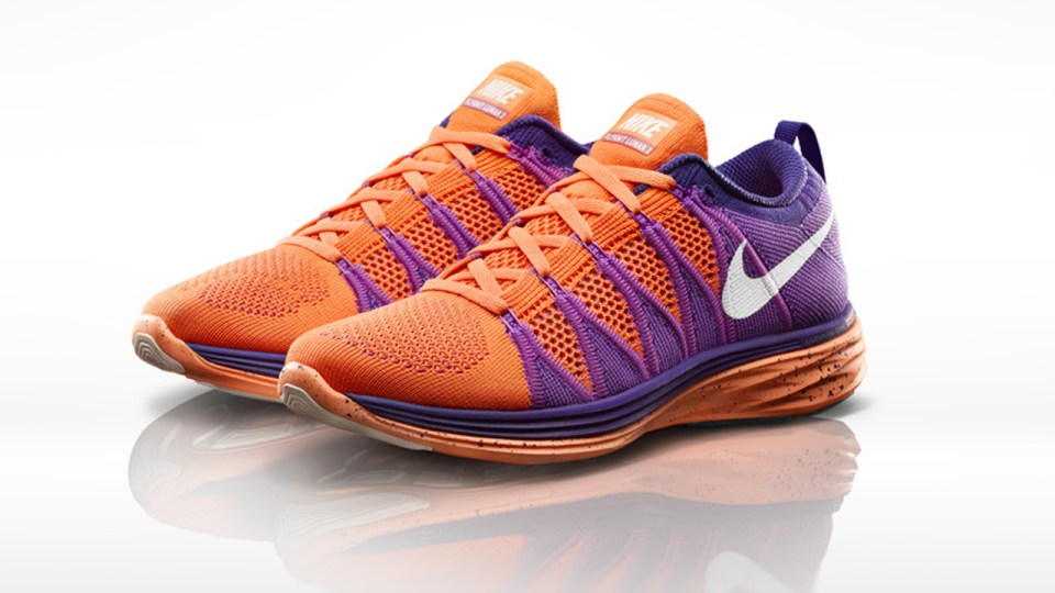 Impossibly Light, Incredibly Strong: Nike Flyknit Lunar2