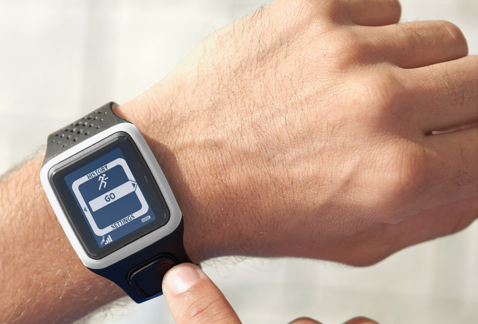 Ultra-Slim TomTom GPS Watches Makes Running Easy and Intuitive