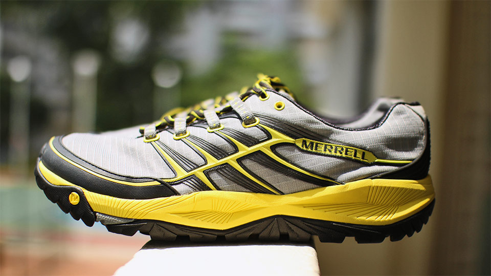 Merrell AllOut Rush Male Review
