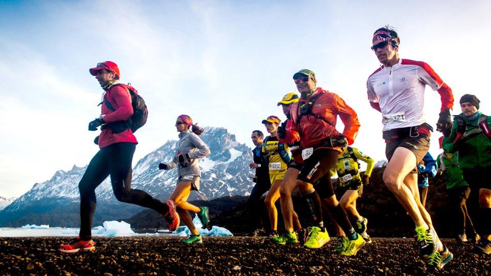 The 3rd Patagonian International Marathon: Running Alongside Glaciers