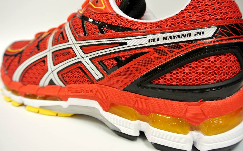 The ASICS GEL-Kayano 20: Celebrating Over 2 Decades Of Running Leadership