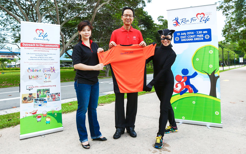 Run For Life 2014: Charity Running Event Returns To Raise Funds For Disadvantaged And At-Risk Children And Youths