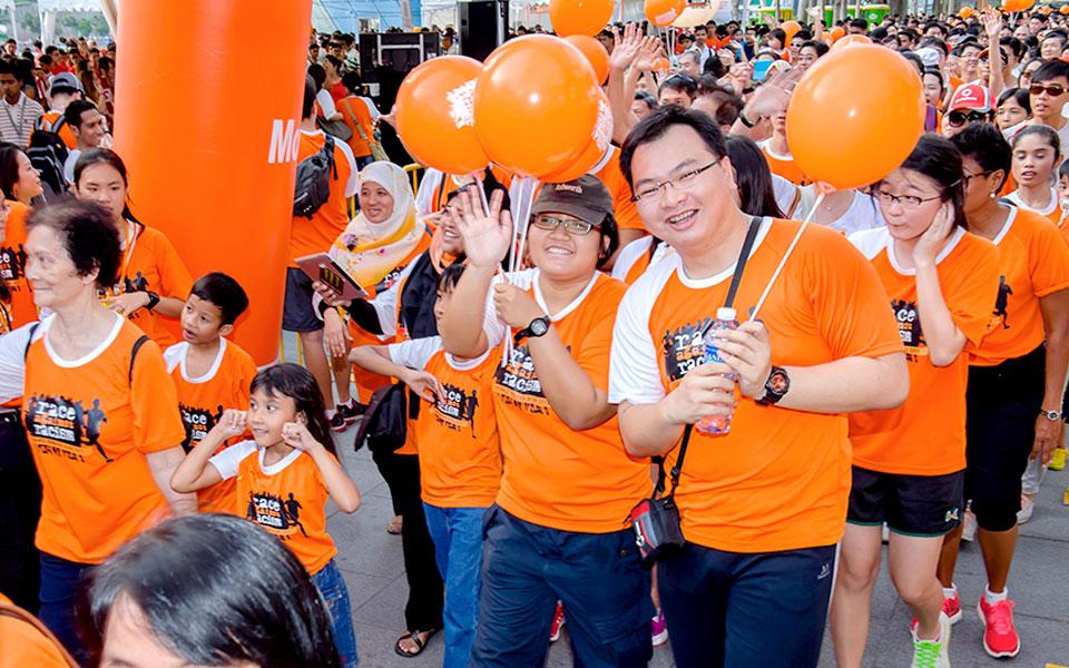 Orange Ribbon Run 2014: Race Against Racism Returns in August