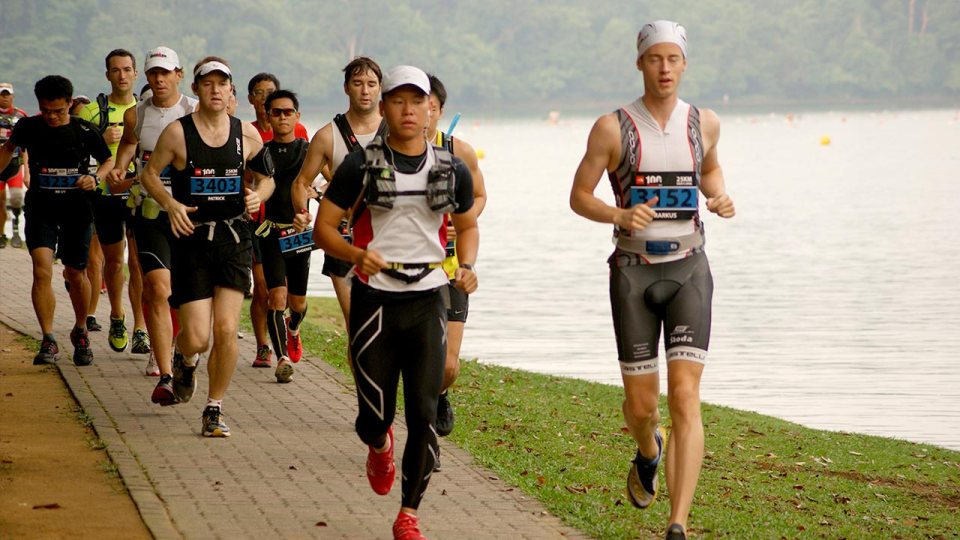 The North Face 100: Break all Boundaries and Run the Toughest Trail Race in Singapore