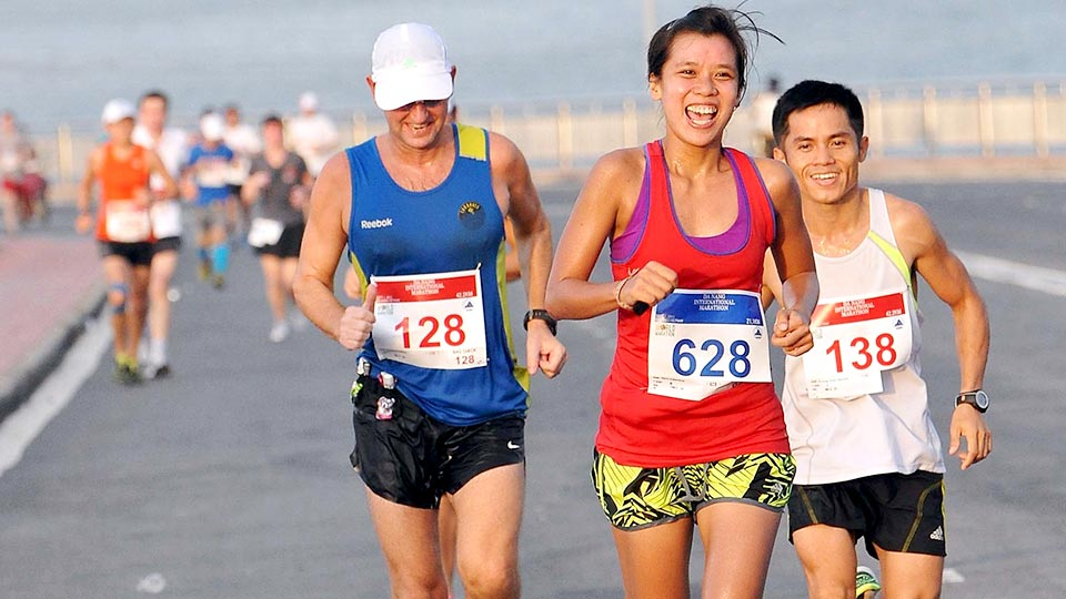 Da Nang International Marathon 2014: Running in the Exotic Seaside City