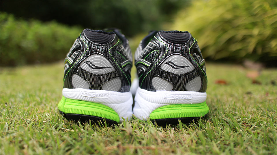 Saucony Ride 7 is a Neutral Trainer with Great Breathable Cushioned Comfort!