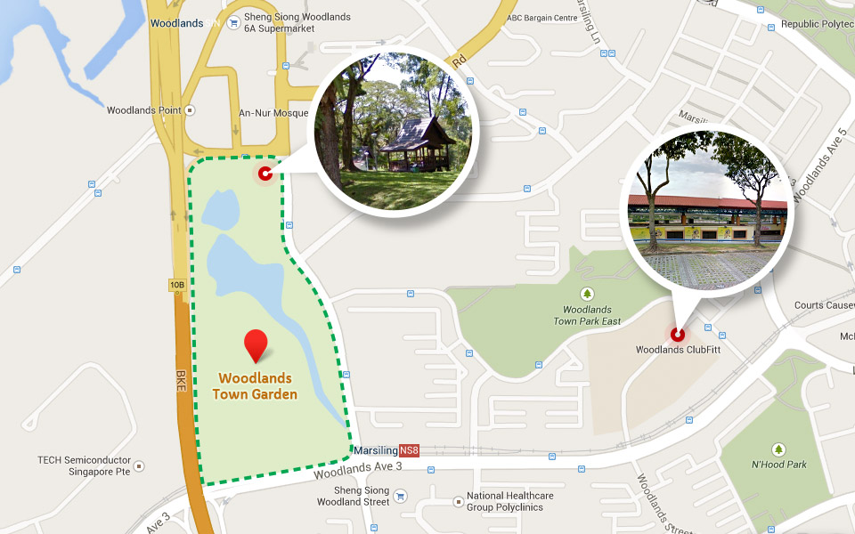 10 Top Community Parks in Singapore