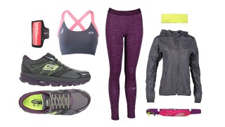 Outfit of the Week: Get Everyone's Attention On Your Running Outfit