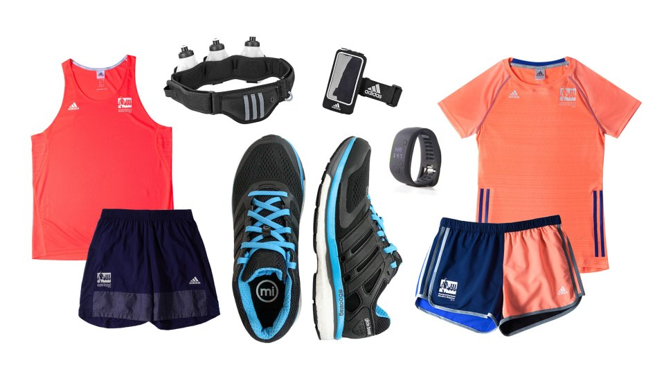 Outfit Of the Week: Deck in adidas for Standard Chartered Marathon Singapore 2014