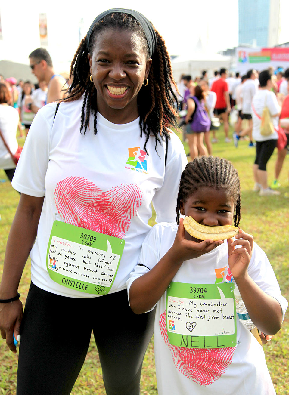 Run For Hope 2014: 11,000 Ran For A Cancer-Free Tomorrow