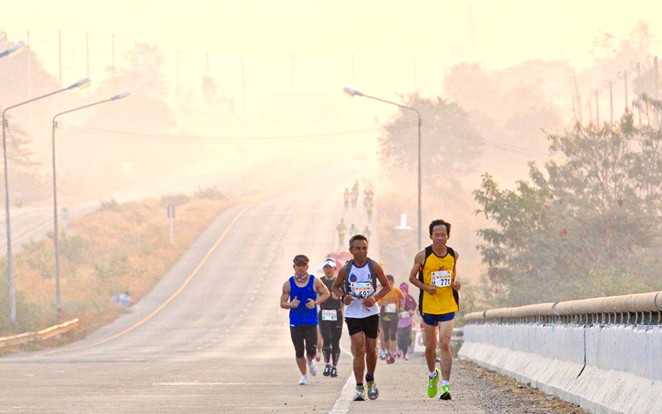 12th Khon Kaen International Marathon: The Greatest Marathon of Thailand