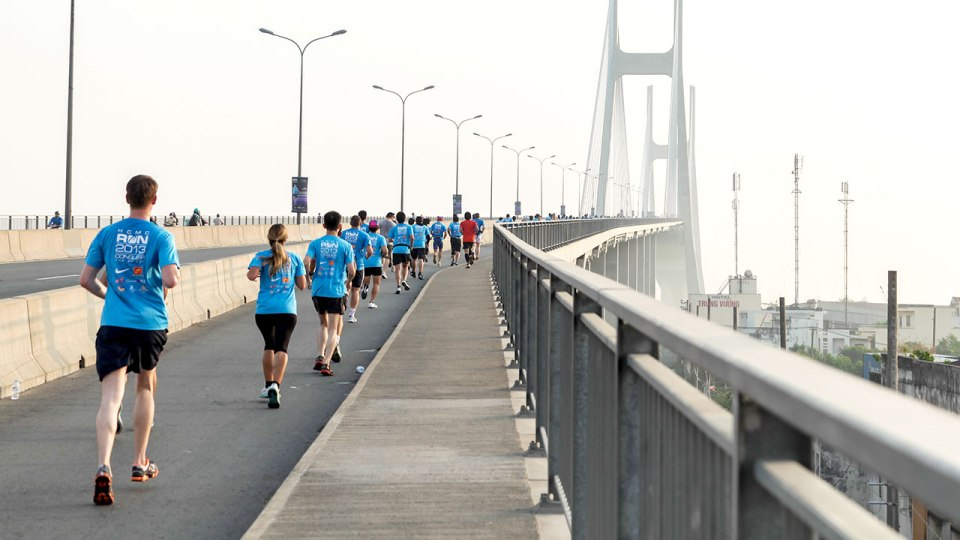 HCMC RUN 2015: Conquer the Bridge and Be Rewarded With Breathtaking View