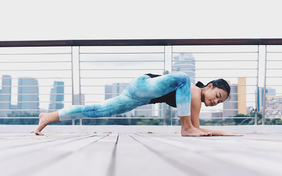 10 Clever Yoga Poses For Runners To Bring Out Their Inner Animal!