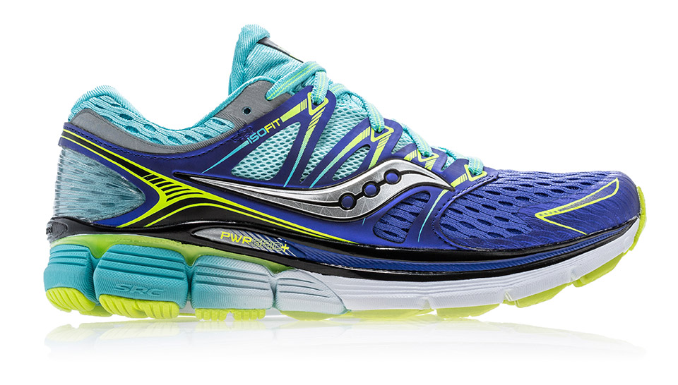 Saucony®'s All-New ISO-Series Makes You Go 'Whoa'