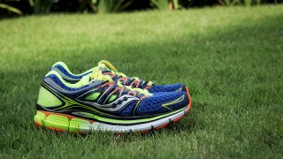 Why I Hate to Take Off My New Saucony ISO-Triumph Running Shoe