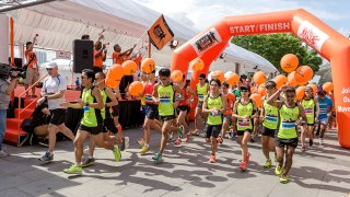 Orange Ribbon Run & Walk 2015