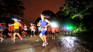 Racing for a Brighter World: Energizer Singapore Night Trail