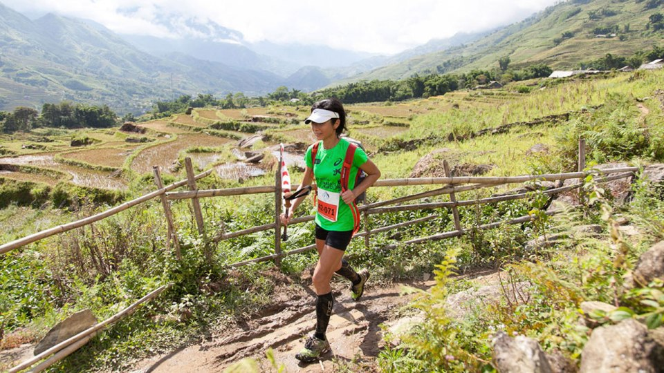 Scale Up the Vietnam Mountain Marathon