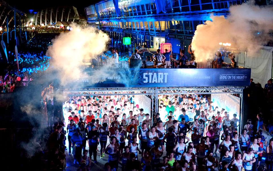 OSIM Partners with Sundown Marathon for Singapore's 8th Consecutive Night on the Town