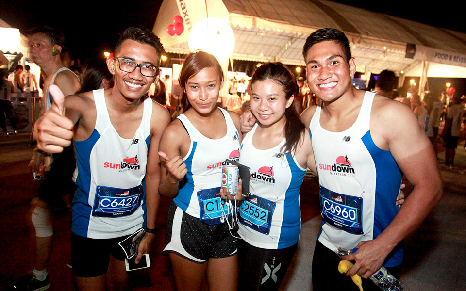OSIM Partners with Sundown Marathon for Singapore's 8th Consecutive Night on the Town