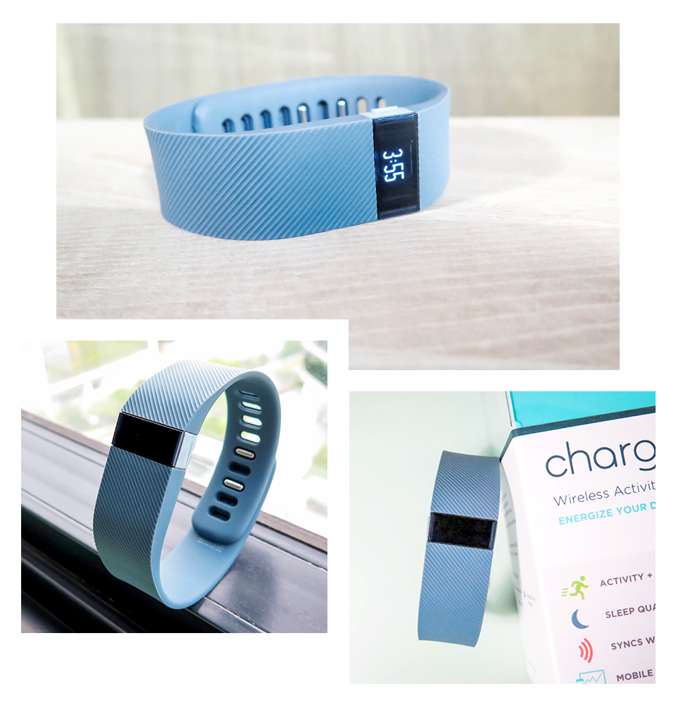 FitBit Charge: Simple, Subtle and Easy to Use