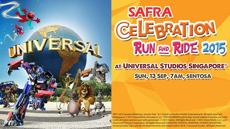SAFRA Celebration Run & Ride