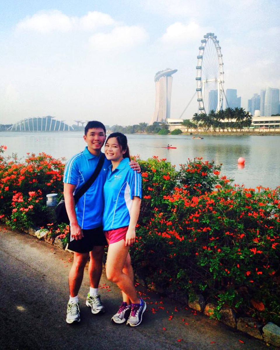 Enduring Love: A Runner's Story of Heartache and Triumph