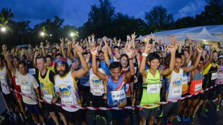 Laguna Phuket Marathon: First Great Experience In a Running Paradise