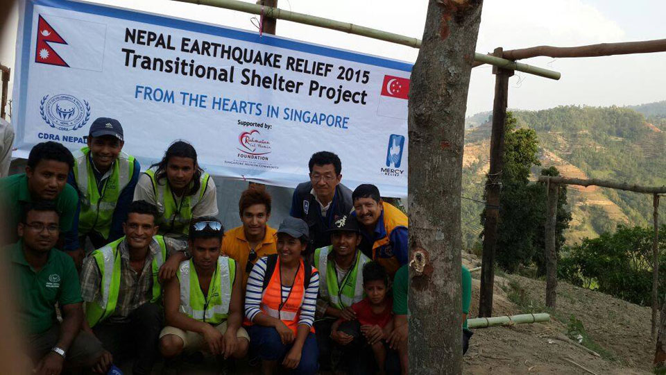 Speed to Ground Zero and Run for Humanity: Mercy Relief's First Charity Run