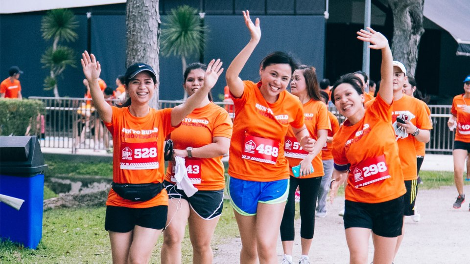 Homes, Hope, Humanity Run 2015: Building Communities to End Poverty