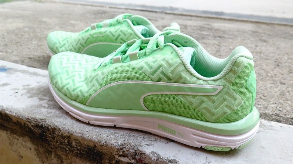 Puma FAAS 500 v4 pwrCOOL Women Running Shoes: Even the Name Sounds Cool!