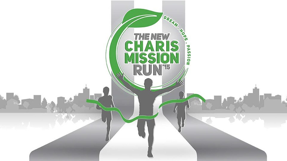 New Charis Mission Charity Run 2015