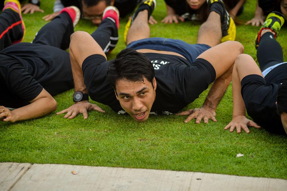 Spartan Race Mass Workout
