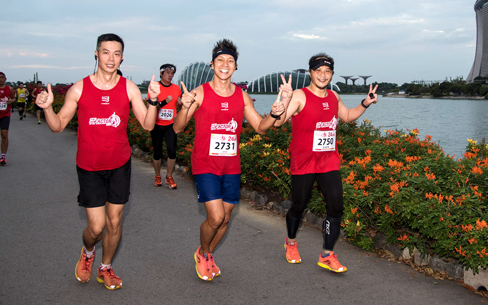 The Future of Singapore's Running Industry