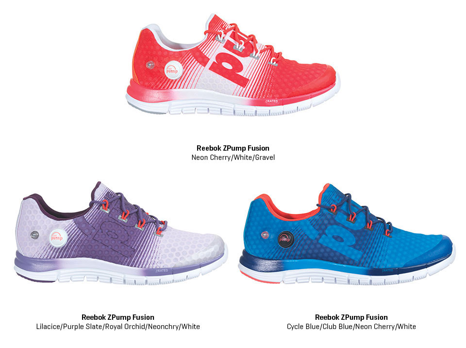 Which Pair of Reebok's New ZPump Running Shoes Best Fits Your Personality?