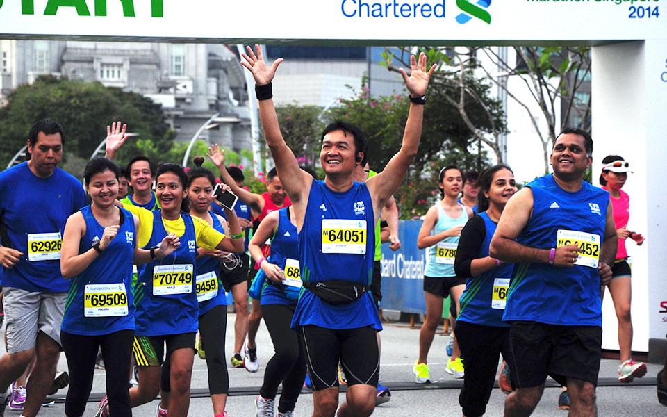 33 Reasons to Run This Year's Singapore Standard Chartered Marathon