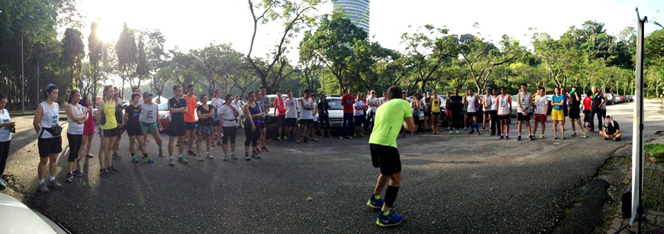 MPI Generali Run 2016: Training Begins Now!