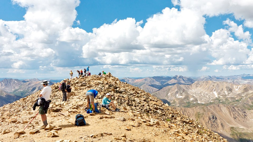 Running to Mountaineering: 15 Great Mountains to Climb and Conquer