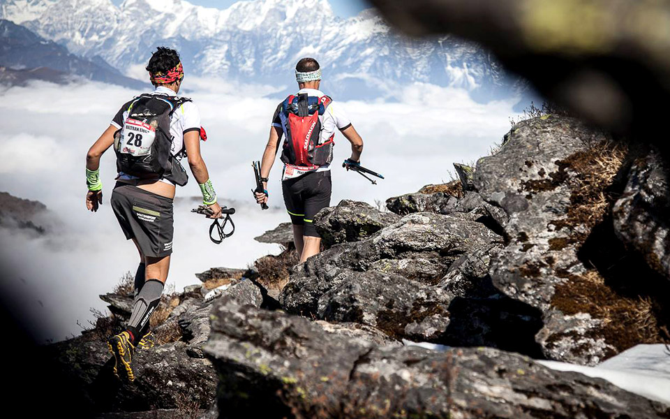 Everest Trail Race: Emotional High Amongst the Himalayan Mountains