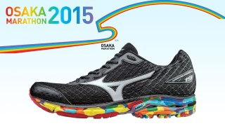 Mizuno Wave Rider 19 Osaka Limited Edition: Channel the spirit of Osaka