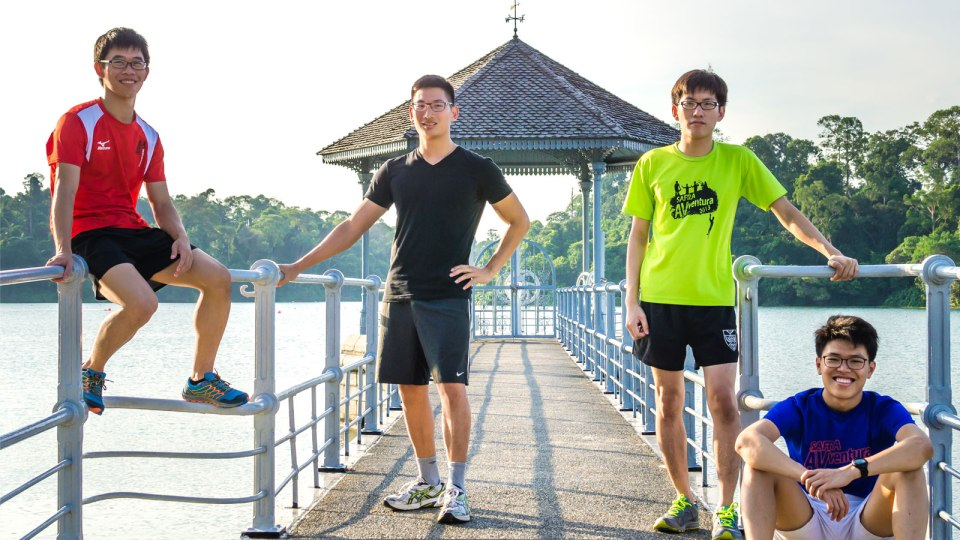 Are You Crazy! Mental Muscle Runs to Change the Way Singaporeans View Mental Health