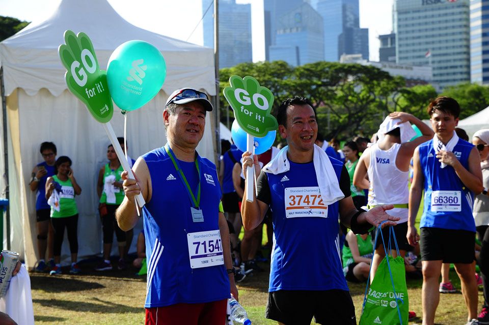 9 Reasons We Hated Running the Standard Chartered Marathon Singapore