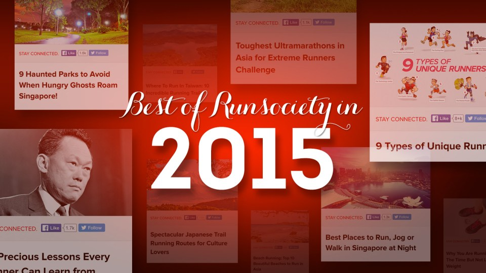 The Best of RunSociety Articles in 2015: What You Liked Most!