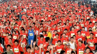 China Zheng-Kai International Marathon: A Modern Path Between Two Ancient Cities