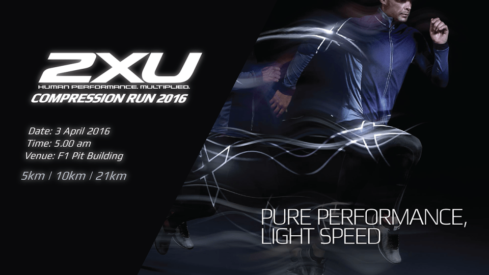 2XU Compression Run 2016