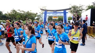 Mizuno Ekiden 2016: Race As Four, Run As One